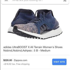 adidas UltraBOOST X All Terrain Women's Shoes